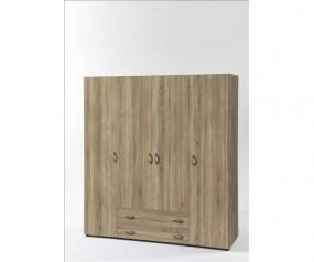 ohs722x4 120 mehrzweckschrank schuhschrank. Black Bedroom Furniture Sets. Home Design Ideas