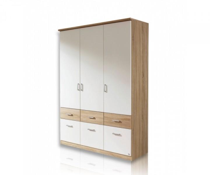 3721 ap665 kleiderschrank jugendzimmerschrank schrank. Black Bedroom Furniture Sets. Home Design Ideas