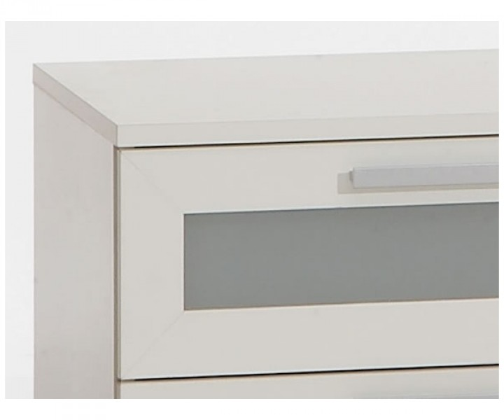 616 001 jack 1 weiss nachtkommode beistellkommode. Black Bedroom Furniture Sets. Home Design Ideas
