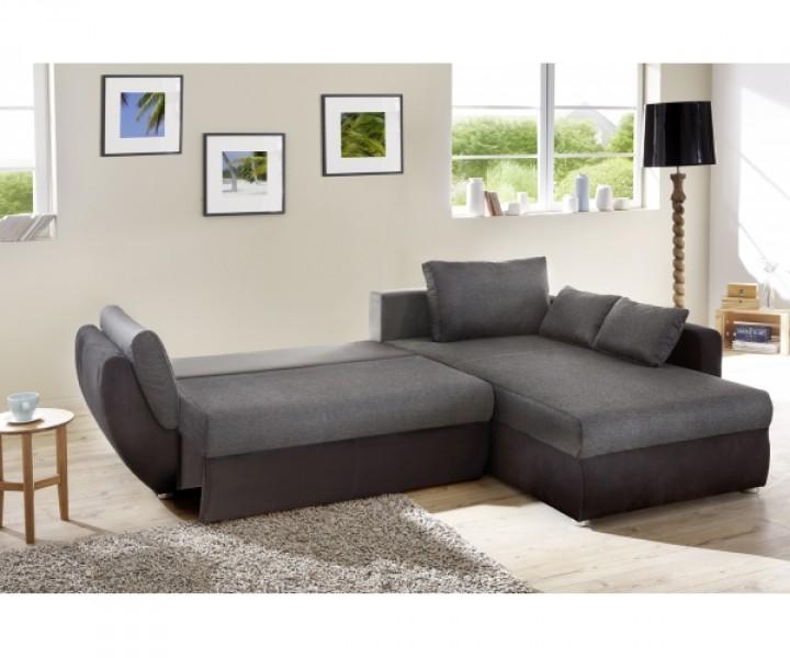 Taifun couchgarnitur wohnlandschaft sofa wohnzimmercouch for Wohnlandschaft microfaser braun